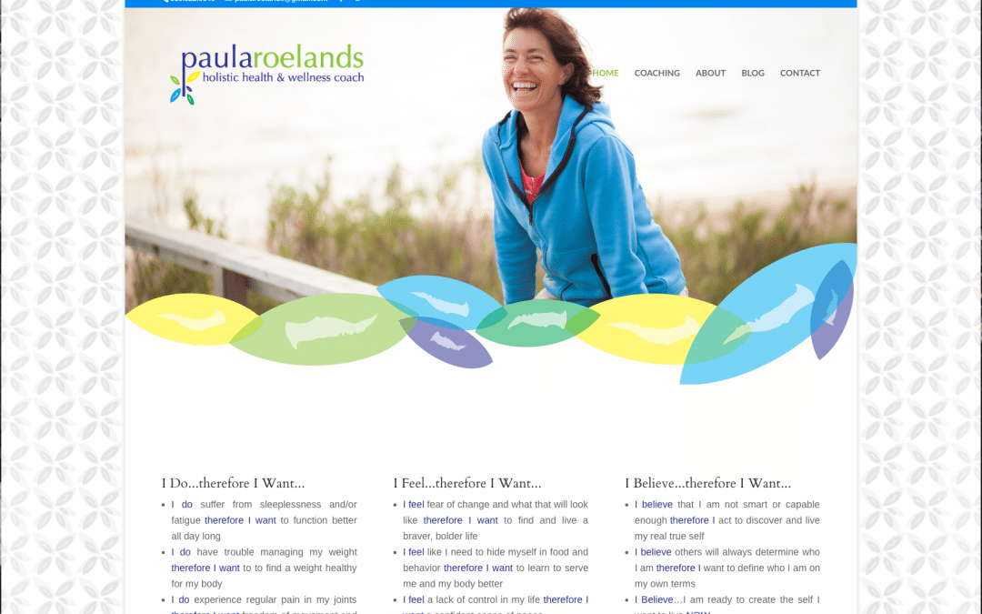 Paula Roelands Website